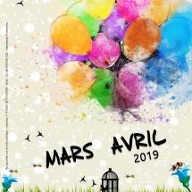 Agenda mars - avril