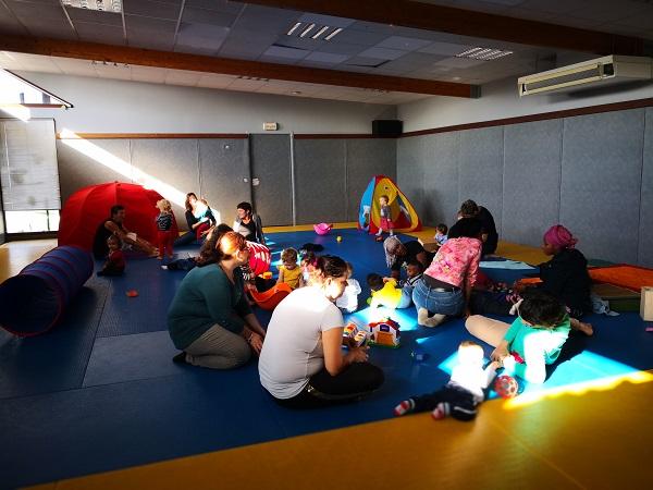 Ateliers parents-enfants & Papothèque