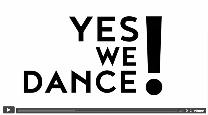Yes we dance